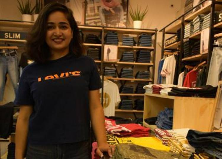 Levis celebrated its 9th Anniversary at Express Avenue