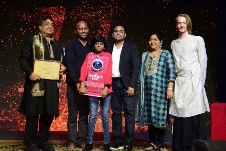 """Lydian's success is India's success"" - A.R. Rahman"