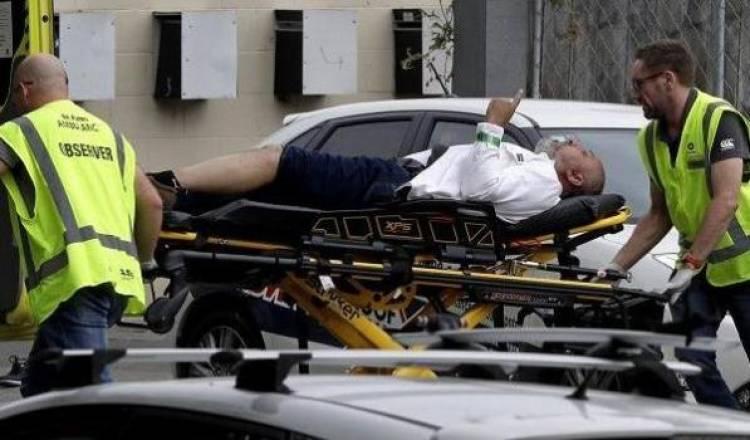 நியூசிலாந்து மசூதி தாக்குதல் - 49 பேர் பலி