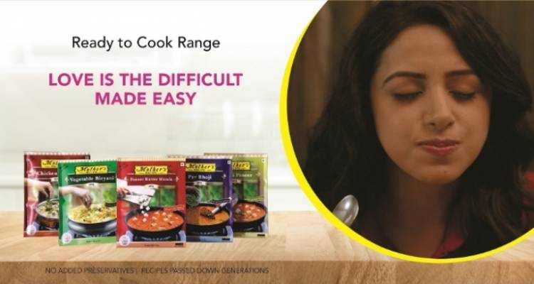 "Mother's Recipe redefines the universal language of love with new tagline ""Taste the Love"""
