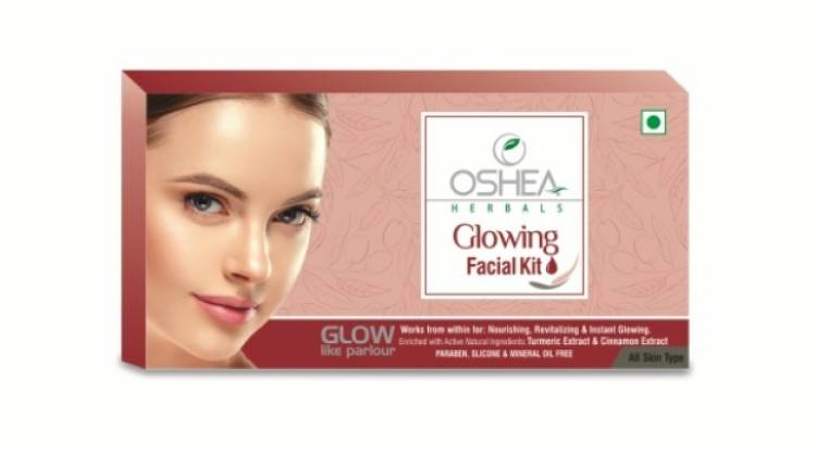 Glowing Skin in Just Few Simple Steps with Oshea Herbals