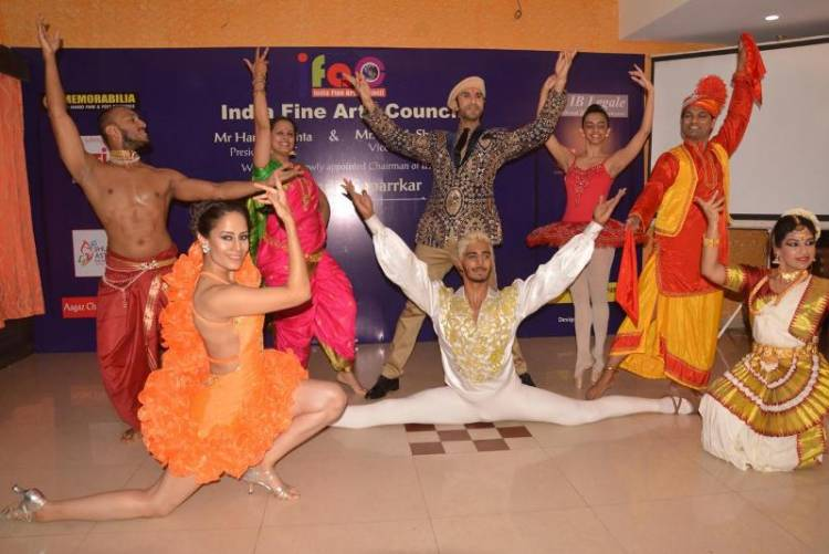 Sandip Soparrkar appointed new chairperson of India Fine Arts Council