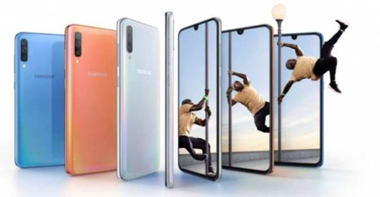 New Samsung Galaxy A70