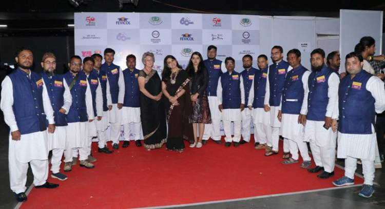 14th edition of Fevicol Caring with style fashion show