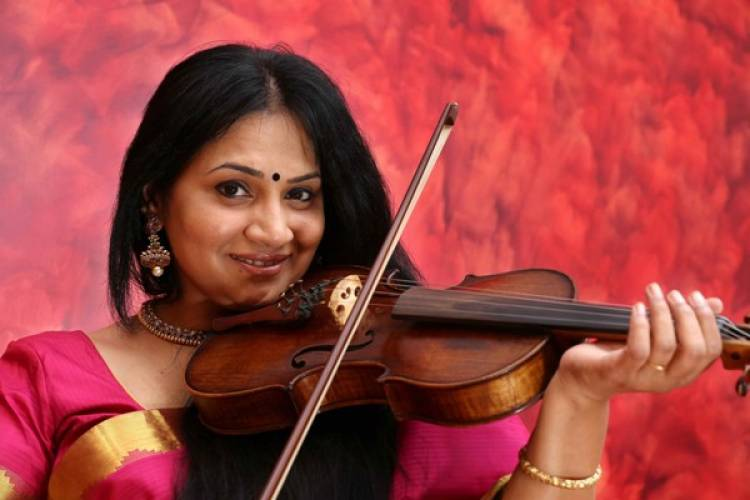 "For the first time in India - ""Violin Padma - Select Club"""