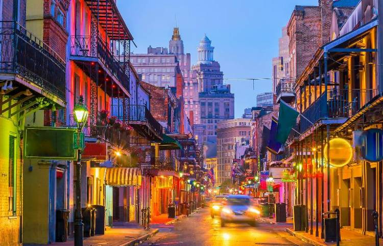 Best places for solo travel in the USA