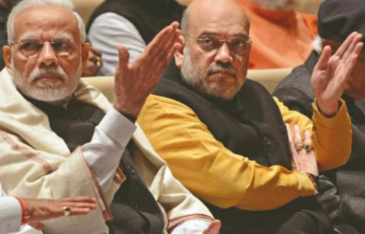 People have decided to make Narendra Modi PM again: Amit Shah