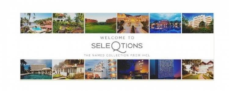 IHCL launches a new brand – SELEQTIONS