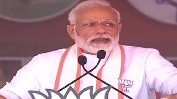 Congress accepts they did injustice: Narendra Modi