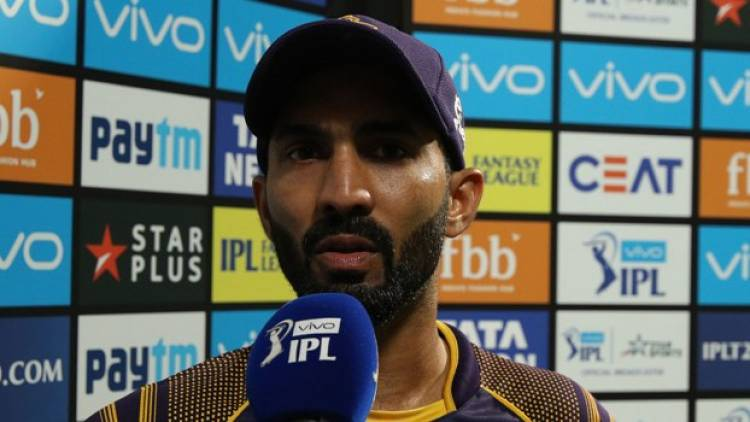 Dream come true to be part of WC squad: Dinesh Karthik