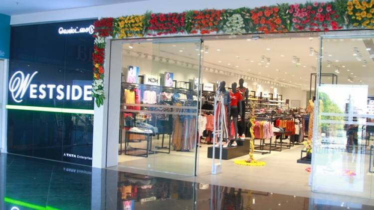 Westside opens new store at BSR Mall, Thoraipakkam