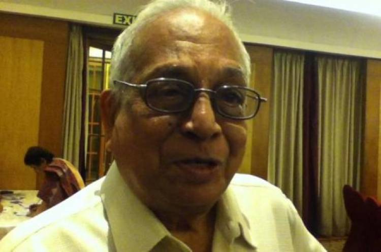Chronicler and Journalist S. Muthiah passed away
