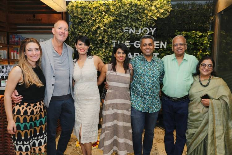 Bounce Salon & Spa launches India's first Eco Salon at OMR on 24th April 2019