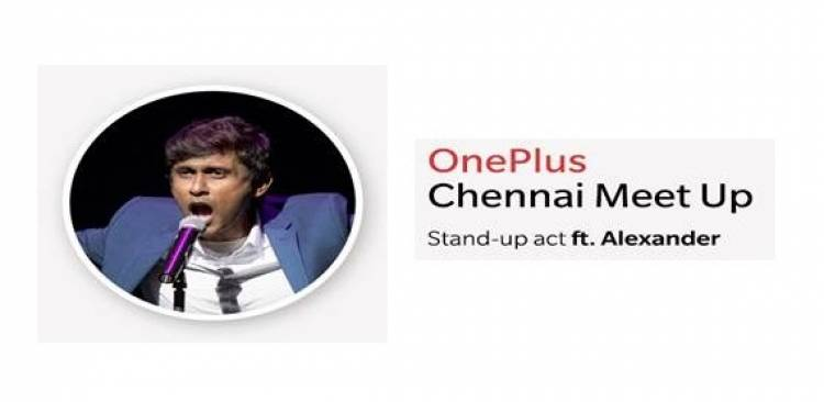 Come share a laugh at the OnePlus Experience Store