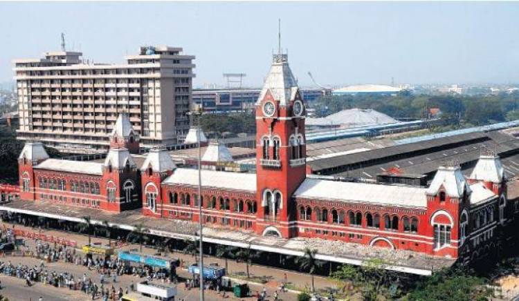 Security tightened at Chennai Central and Egmore Stations