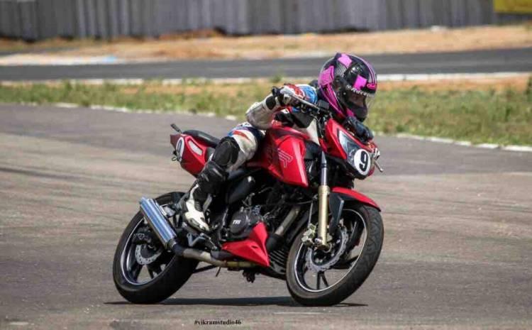 Pratiksha Das makes a promising run towards the next generation of Female racers