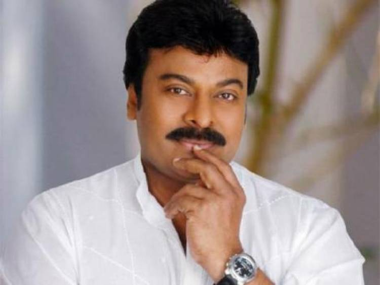 Fire at actor Chiranjeevi's farmhouse