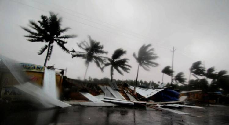 Cyclone Fani: Impact of landfall begins in Odisha