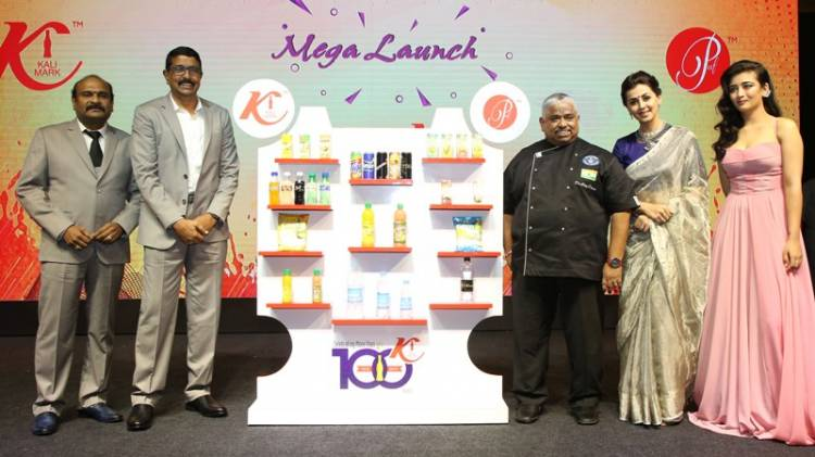 Kalimark launches 30 new variants of Aerated drinks, Juices and Corn