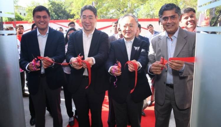 Isuzu Motors India strengthens its service offering in Ahmedabad