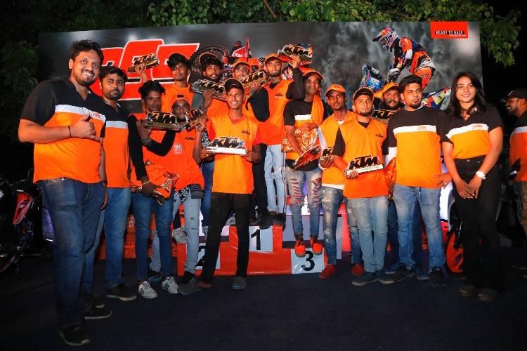 KTM hosts successful edition of Orange Day in Chennai