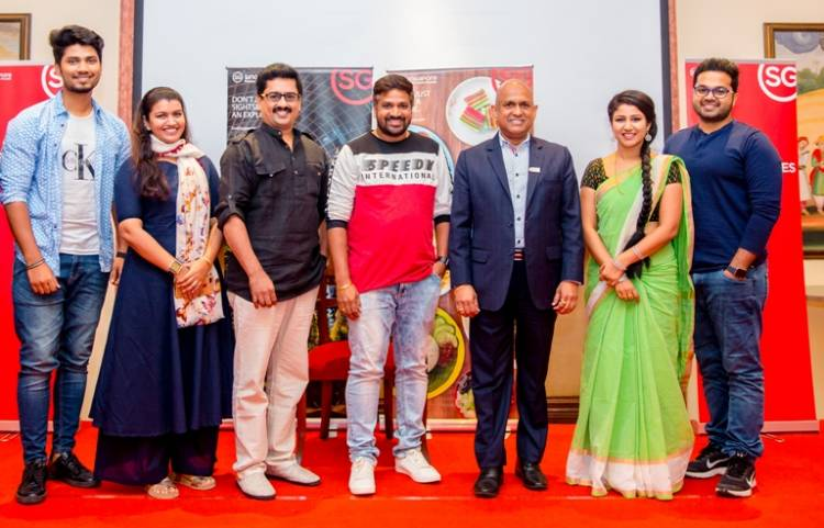 The Singapore Tourism Board collaborates with Star Vijay