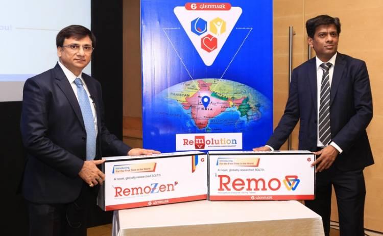 "Glenmark Pharmaceuticals launches its latest-in-class diabetes medicine ""Remogliflozin"" in Tamil Nadu"