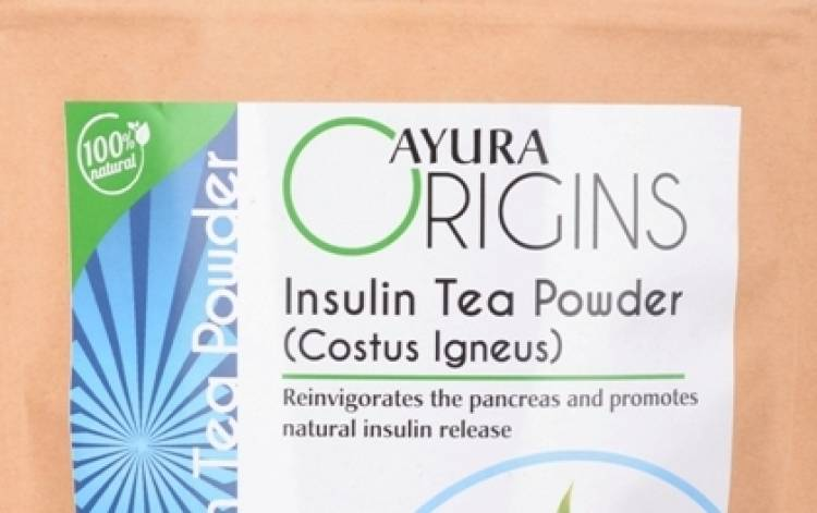 Ayura Origins Launches Insulin Tea Powder to tackle rising incidence of Type-2 Diabetes