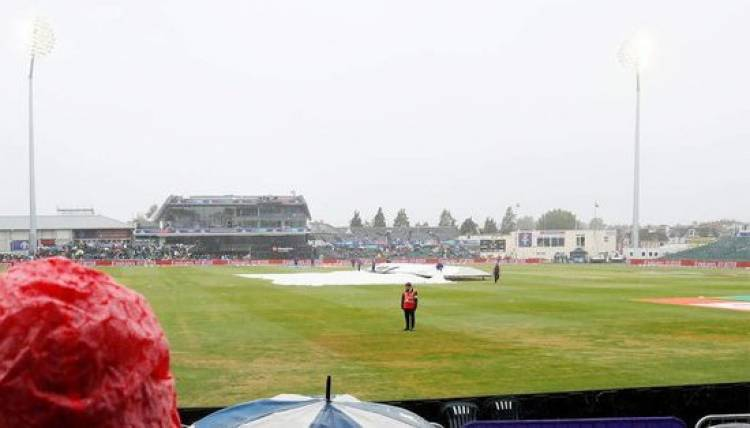 Rain Could affect India VS South Africa World Cup Match Today!