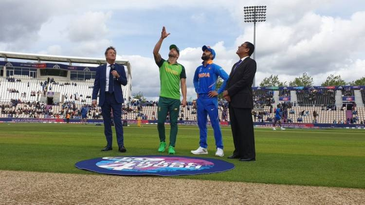 WC 2019: South Africa win the toss against India