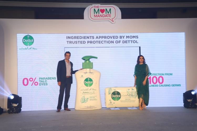 Dettol launches Dettol Co-Created with Moms