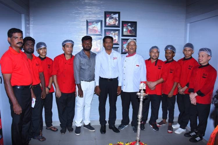 Red Box Launched their first outlet in Puducherry