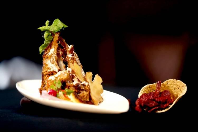 Flavours of Punjab at Beyond Indus, Taj Club House