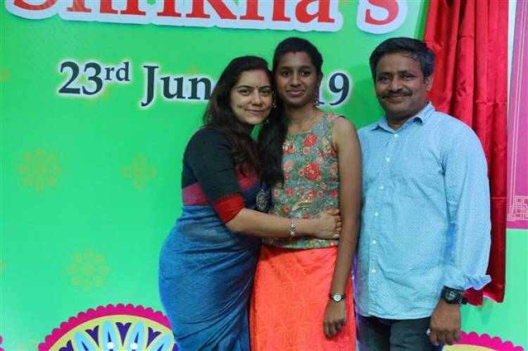 Palimer Shrikha's Vegetarian Food Court Inauguration Stills