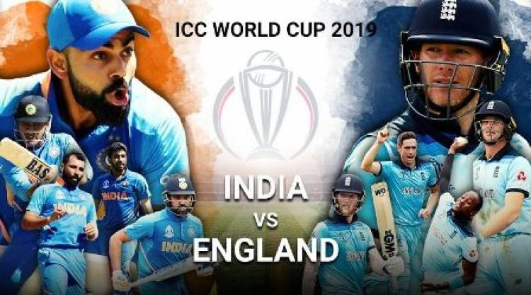CWC'19: India lose to England by 31 runs