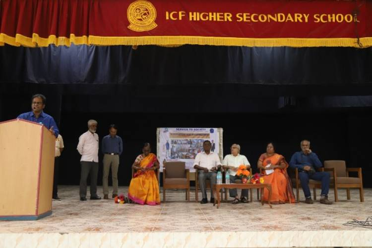 8th Educational Programme by S2S Service to Society