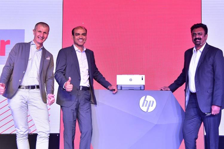 HP introduces world's first Laser Tank printer in India