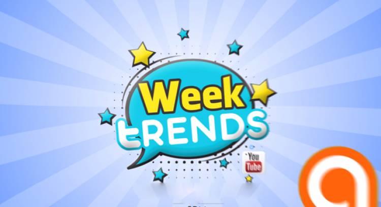 வீக் ட்ரென்ட்ஸ் ( week trends)