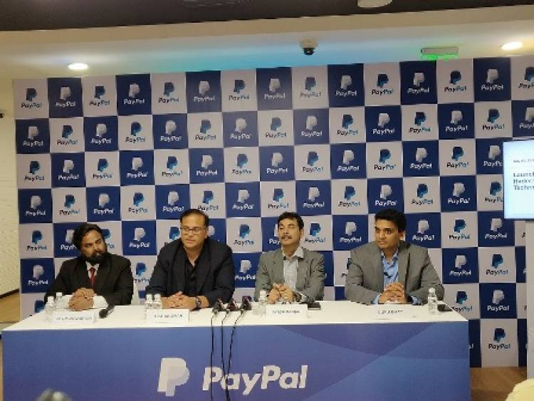 PayPal ReinforcesCommitment toIndia withExpandedPresence in Hyderabad