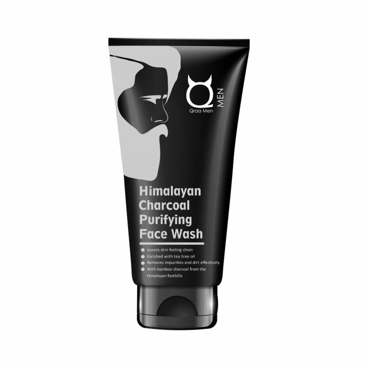 Face Wash with the Purity of Himalayan Charcoal