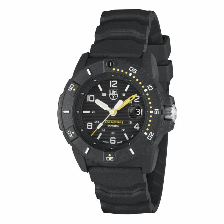 Luminox Navy SEALs 3601 is an enigmatic addition to the 3600 Series