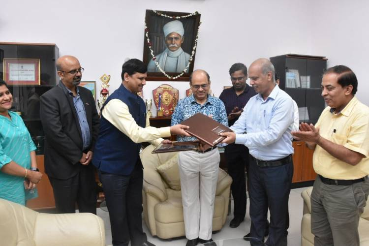 Aruba, a Hewlett Packard Enterprise company inks MoU with Banaras Hindu University, Varanasi