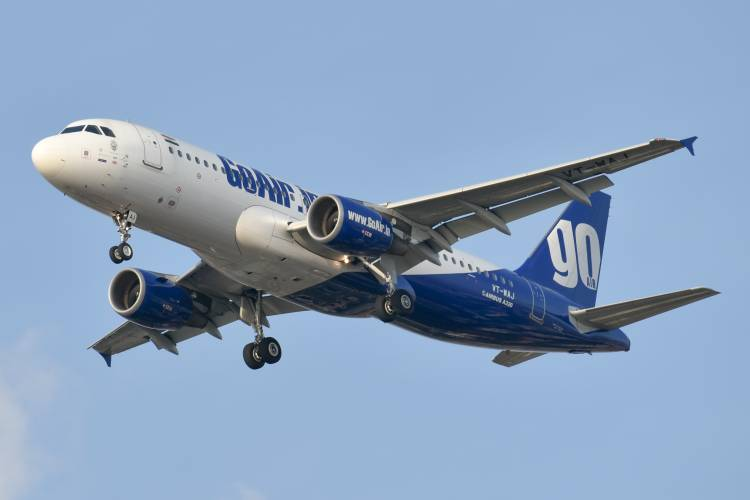 GoAir most reliable airline for 11th time in a row