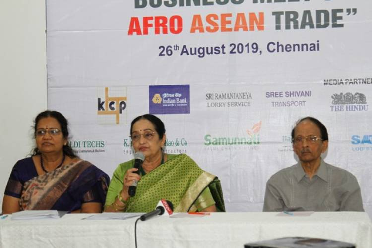 ASEAN-India trade is likely to touch USD 100bns by the year 2020