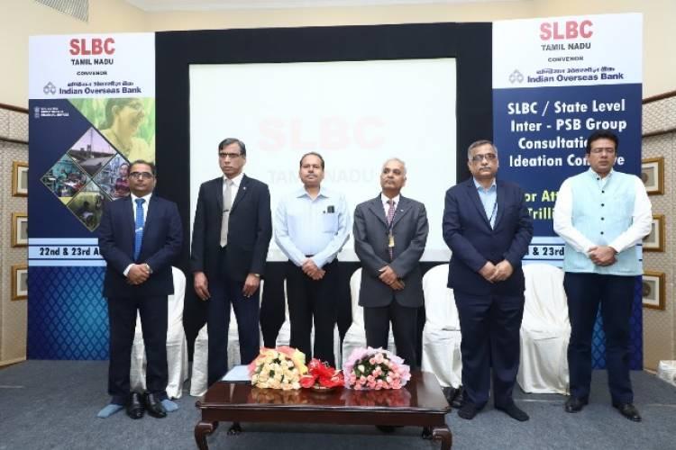 STATE LEVEL BANKERS COMMITTEE-TAMIL NADU Convener-Indian Overseas Bank
