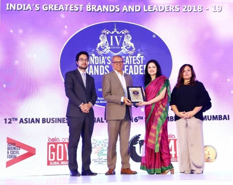 GoAir wins 'India's Greatest Brand 2018-19 – Pride of the Nation' award in aviation category