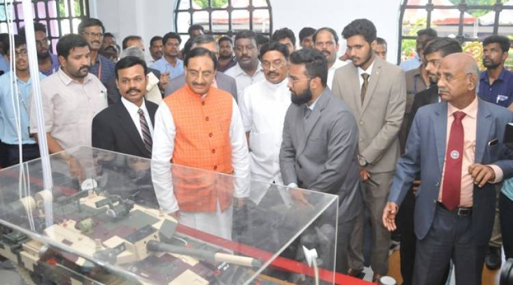 Educational hubs have a pivotal role to play in creation of a new India, says HRD Minister