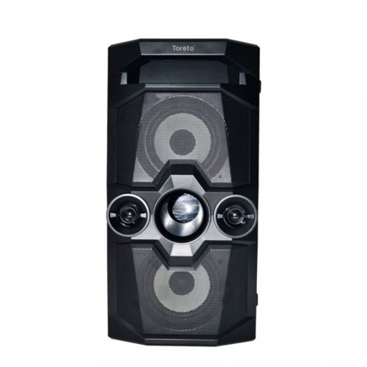 Groove with Toreto's New Party Speakers – Drum Beat and Party 100