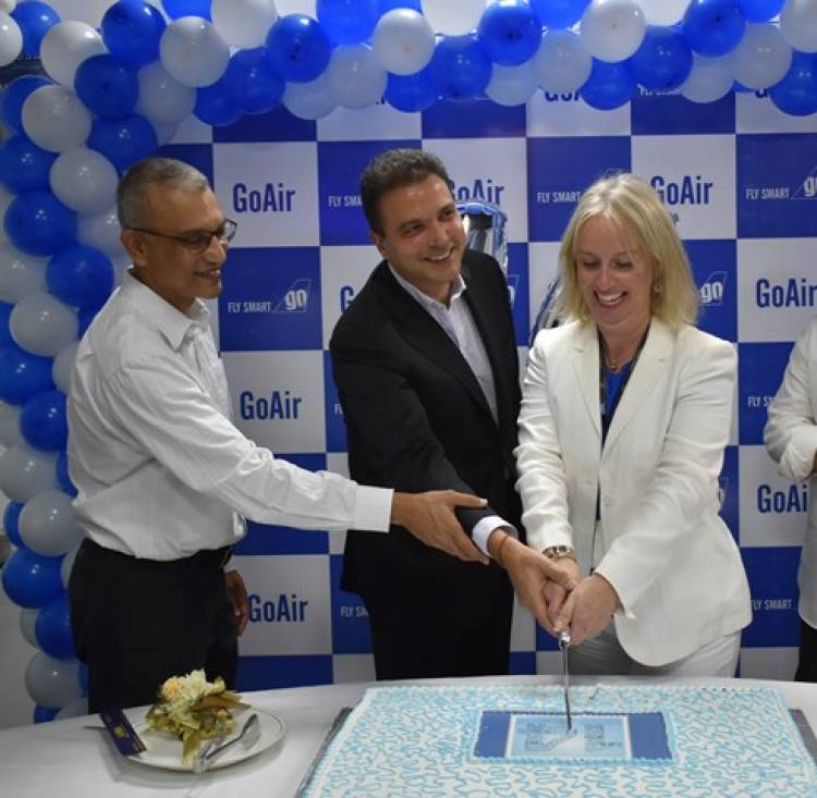 GoAir celebrates 14th Anniversary with special fares starting from Rs.1314