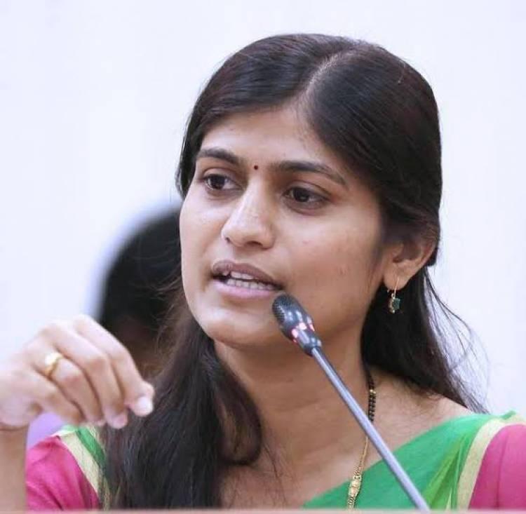 ரோஹிணி IAS மத்திய அரசு பதவிக்கு  மாற்றம..!